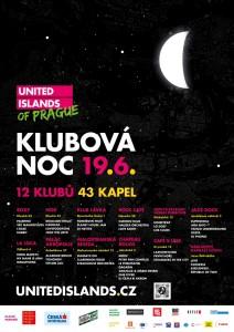 UIOP 2014 - plakat Klubova noc